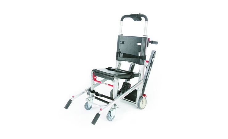ezglide powertraxx evacuation chair